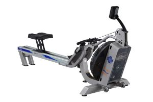 First Degree Fitness E316 Rower Rückansicht