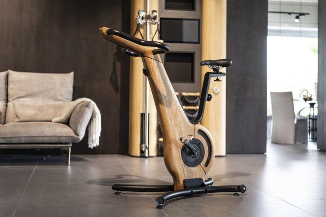 NOHrD Bike in Wohnzimmer